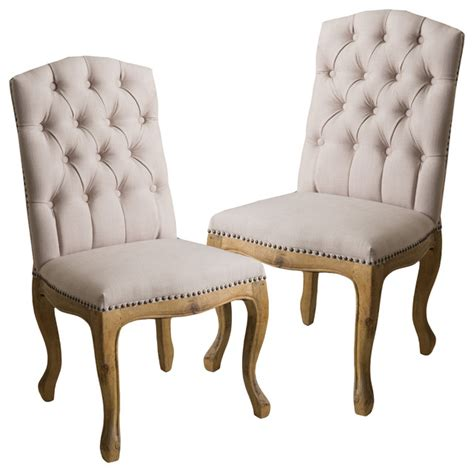 Purple Home Decor Fabric jolie weathered wood dining chairs set of 2
