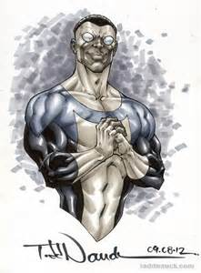 invincible copic grayscale tutorial the art of todd nauck