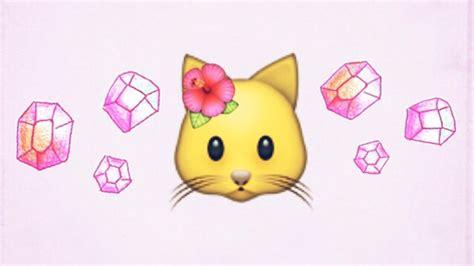 emoji edits wallpaper my cat emoji edit uploaded by on we heart it