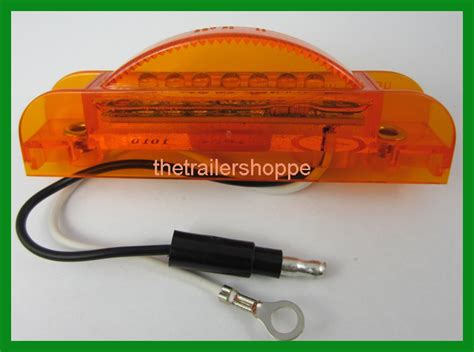 maxxima led lights for sale maxxima thin line side marker clearance light 7 led