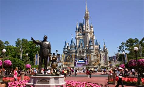 imagenes orlando disney parque magic kingdom da disney orlando dicas da disney e