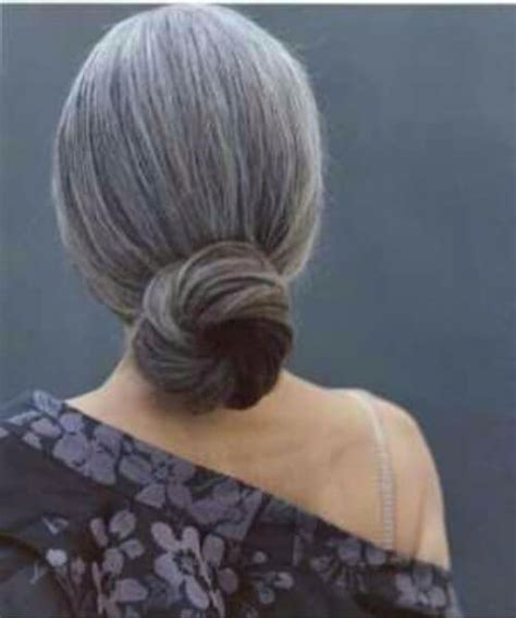 hair in a bun for women over 50 80 outstanding hairstyles for women over 50 my new