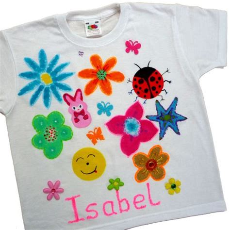 Painting T Shirts Ideas by Kidzcraft Creative Craft Ideas For