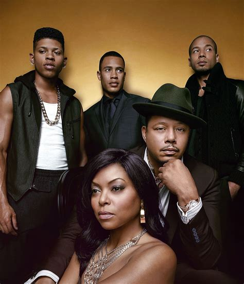 who is the actress in empire tv show tv review strong acting drives premiere of hip hop music