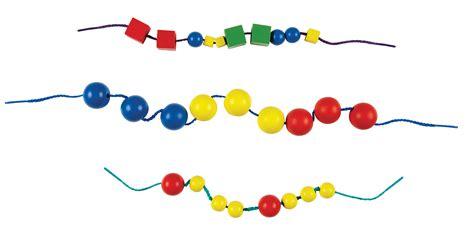 thread a bead threading build a learn heaps