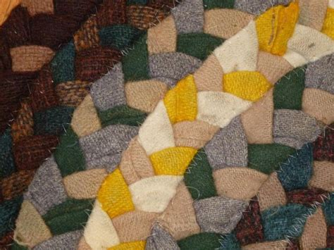 487 best images about vintage braided wool rugs on