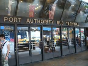 panoramio photo of port authority terminal