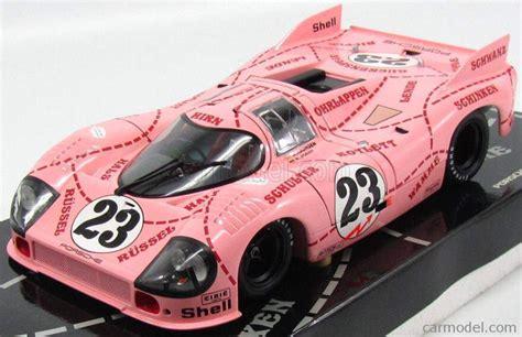 Porsche 917 Pink Pig by Minichs Scale 1 18 Porsche 917 20 Team Martini