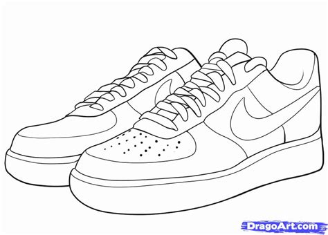 Air Force 1 Jordans To Draw Proctors Schenectady New Jordans Coloring Pages