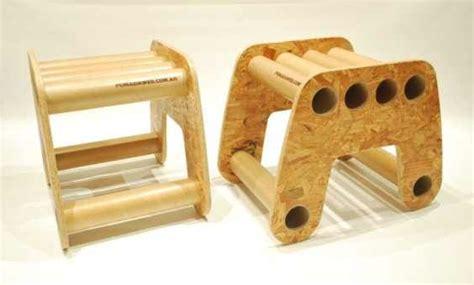 eco pomada mobili di cartone derivati dal riciclo