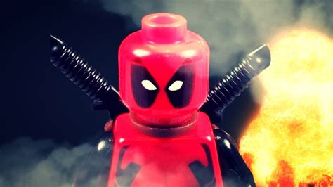 imagenes de lego marvel wolverine lego deadpool youtube
