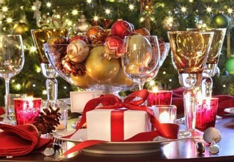 dining room excellent christmas table decoration ideas