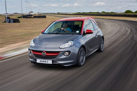 Opel South Africa by Driven The Spunky Opel Adam S Za Top Range