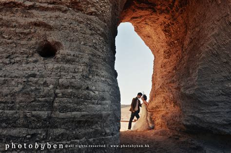 wedding lung photobyben overseas trista lung pre wedding 內蒙古