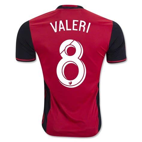 Jersey Valeri Dress Gamis Jersey Valeri 2016 17 portland timbers 8 valeri away soccer jersey