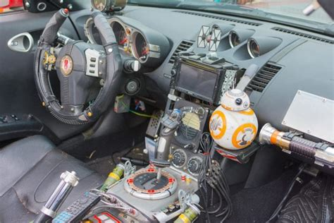 Star Wars Auto by Star Wars Themed Cars That Are Out Of This World