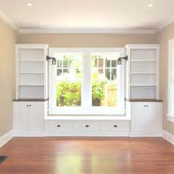 built in window seat window seat w built ins for dining room home design