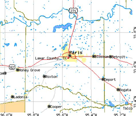 lamar county texas map lamar county texas detailed profile houses real estate cost of living wages work