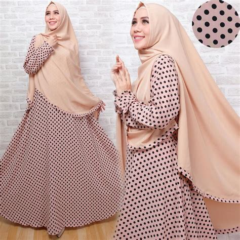 Dress Pesta Jumbo Wanita Terbaru baju gamis brokat ukuran jumbo gamis murahan
