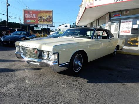 1969 lincoln continental iii for sale 1969 lincoln continental for sale carsforsale