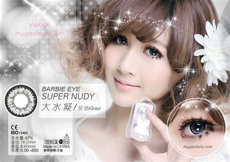 Softlens Eos Sunflower 145mm Grey softlens new look all topic