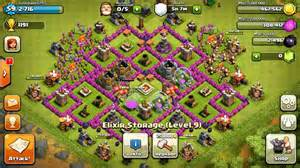 Best Clash Of Clans Th8 Base Designs With 4 Mortars » Home Design 2017