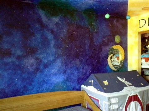 galaxy bedroom paint how to paint a star night sky themed nursery that will