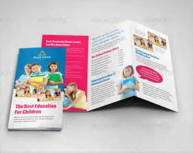 Play School Brochure Templates by School Brochure 22 In Psd Vector Pdf