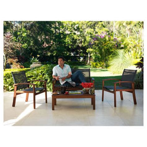 Patio Furniture Durie by Shop Big W Outdoor Furniture And Make Your Back Yard A