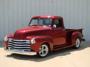 1951 chevy truck on