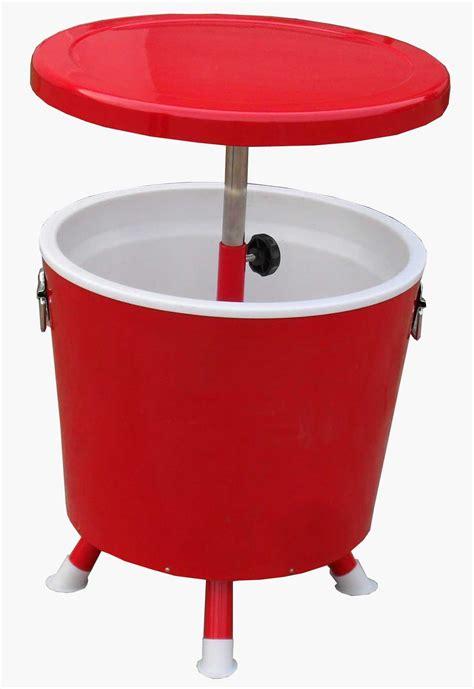 Cooler Table by Picnic Beverage Cooler Table Buy Picnic Beverage