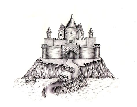 castle tattoo search and google on pinterest