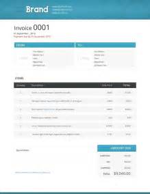 Creative Invoice Template Creative Invoice Template Free To Do List