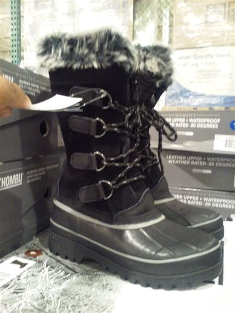 boots costco this is what i came to costco for some snow boots the