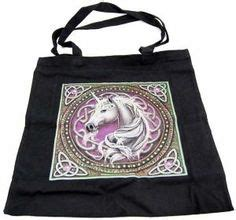 Just Trade Fair Trade Hippyshopper by 95887 Hippy Bag Pagan Hippy Pink Celtic Unicorn Backpack