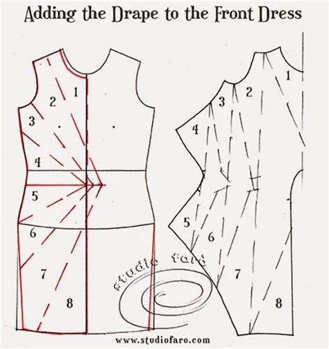 how to drape a dress pattern well suited pattern puzzle jersey twist dress