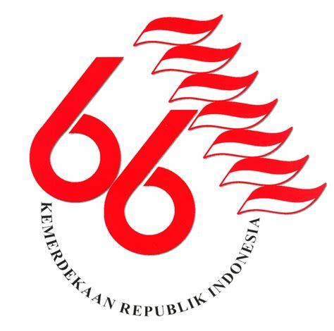 logo 66 tahun indonesia merdeka tonihandoko s