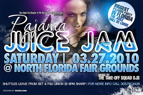 celebrity juice tickets price tickets for pajama juice jam in tallahassee from showclix