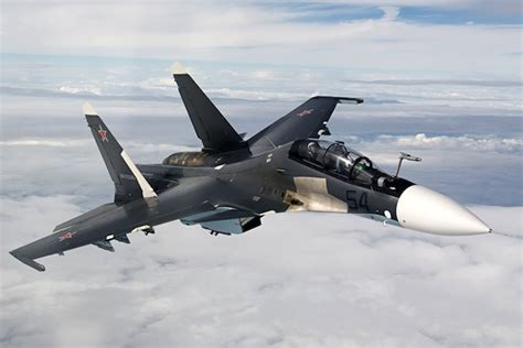 russian defense ministry signs contract for modern multi role fighter jets