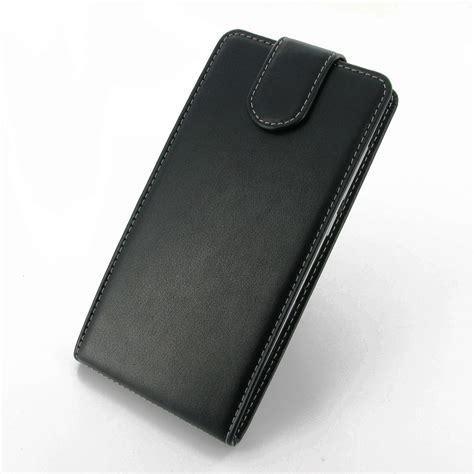 Leather Goods Pouch Premium For Xiaomi Redmi Note Gold xiaomi redmi note leather flip top carry pdair