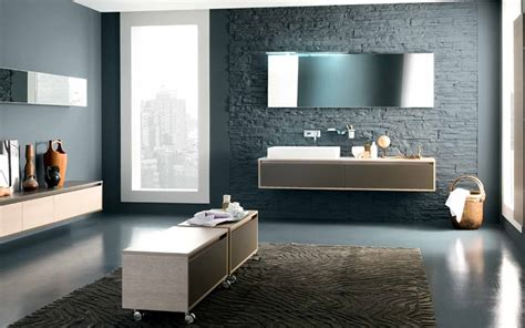 Superb Salle De Bain Grande Surface #1: Salle-de-bains-gris-bleu.jpg