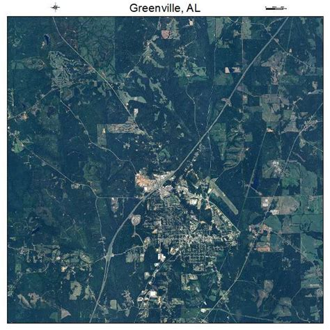 where is greenville alabama on the map aerial photography map of greenville al alabama