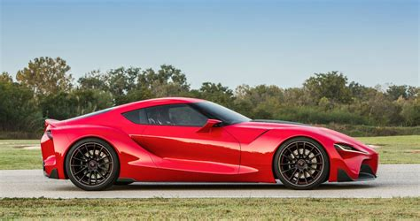 toyota supra side view 2018 toyota supra spy photos news release date interior