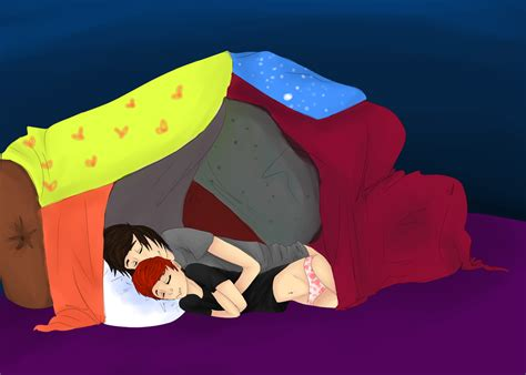 pillow forts by bearbats on deviantart