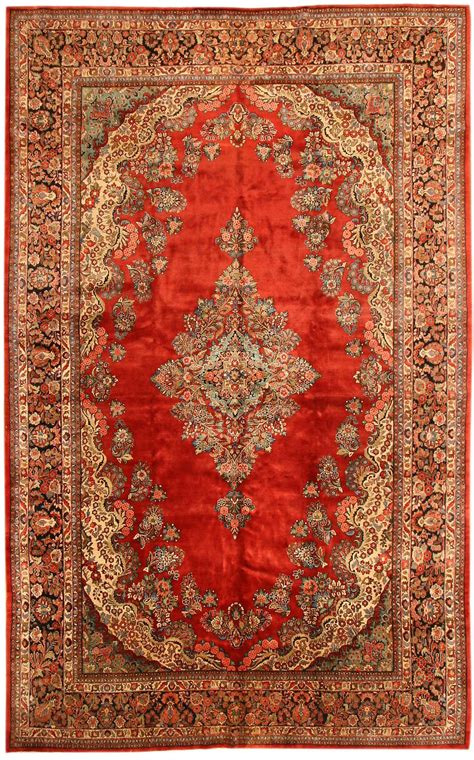 Persin Rugs by Sarouk Carpets
