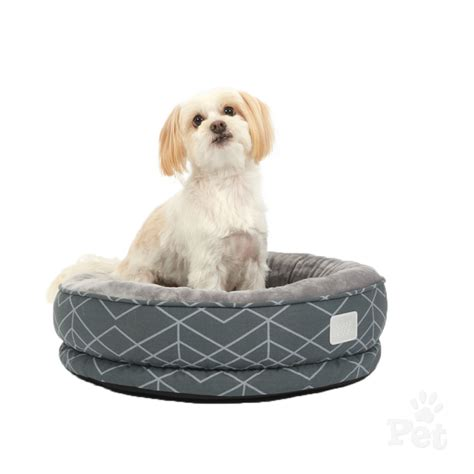 large round dog bed buddy belle large round dog bed