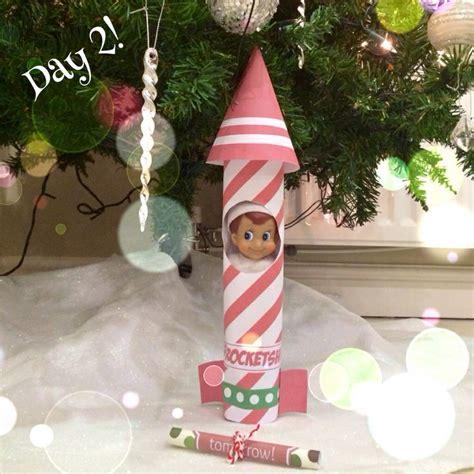 printable elf on the shelf rocket ship pin by jen lange on elf pinterest
