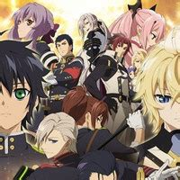 Anime 2 Cour by Crunchyroll Quot Seraph Of The End Quot Tv Anime 2nd Cour