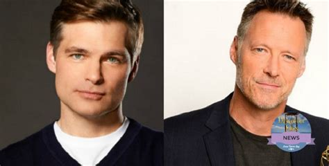 days of our lives matthew ashford returning tvline days of our lives news daniel cosgrove and matthew