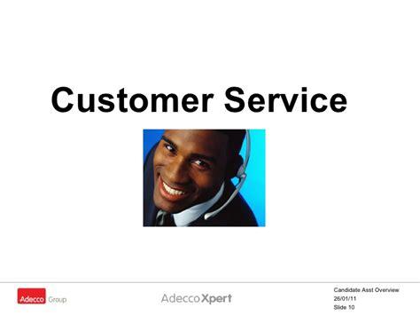 Adecco Background Check Adecco Xpert Presentation